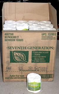 Seventh Generation & Amazon.com: Solving my toilet paper problem ...
