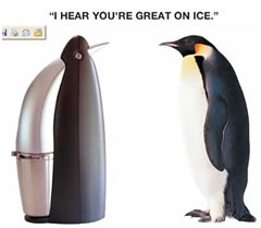 my happy penguin soda maker - Soda Maker