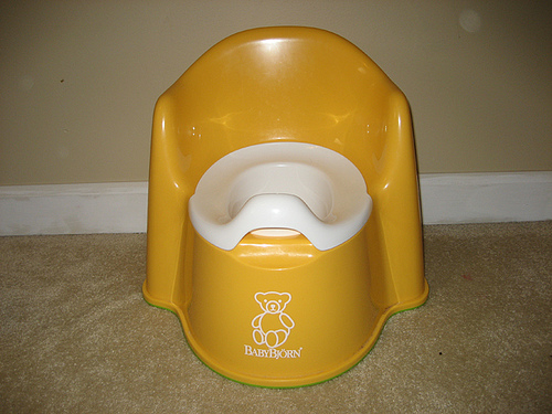 The potty