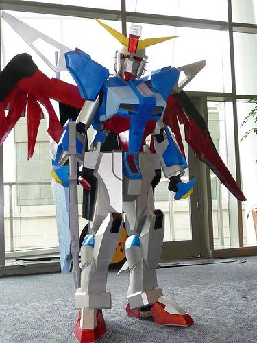 SakuraCon - Gundam