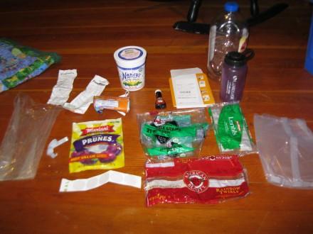 Plastic Challenge: Anya, Week 1