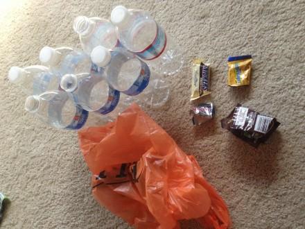 Plastic Challenge: Olusyar Bareach, Week 1