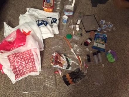 Plastic Challenge: Jessica Zendejas, Week 1