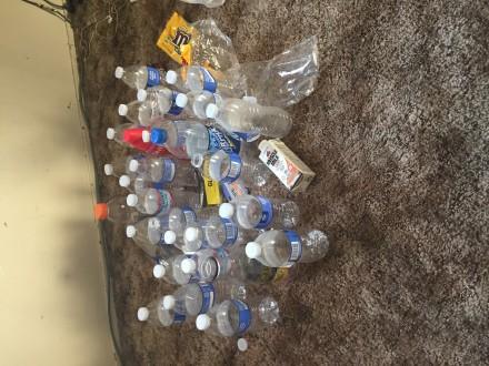 Plastic Challenge: Raul Mendez, Week 1