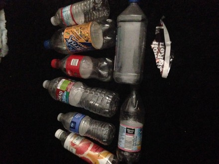 Plastic Challenge: Brett Rodgers, Week 1