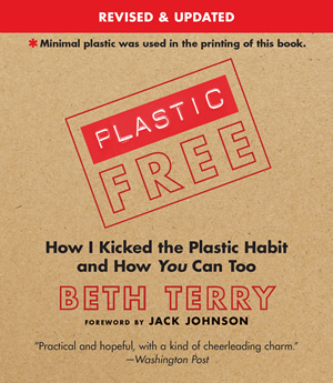 Plastic Free book by Beth Terry