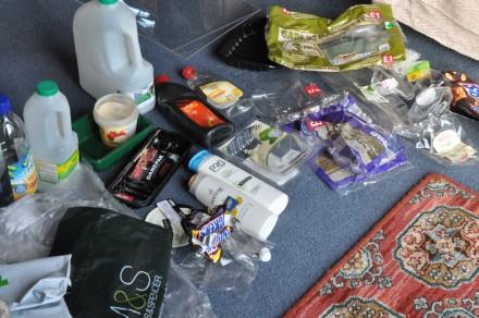 Plastic Challenge: Rachel French, Week 1