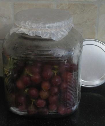 WalMart Cracker Jar