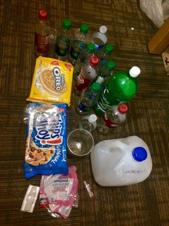 Plastic Challenge: Alexandro Garduno, Week 1