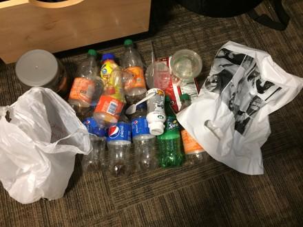 Plastic Challenge: Carolina Gonzalez, Week 2