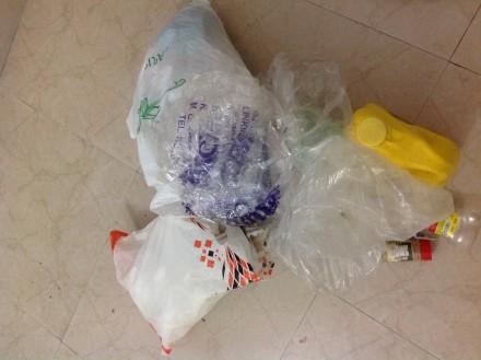Plastic Challenge: Meghna Mehta, Week 1