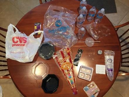 Plastic Challenge: Willow Beck, Week 1