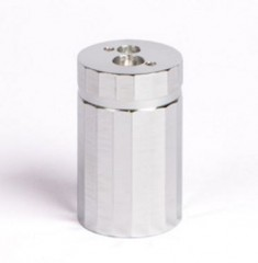 Dux-solid-aluminum-pencil-sharpener