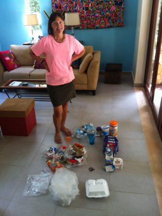 Plastic Challenge: Susan Fry, Week 1