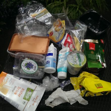 Plastic Challenge: Cy, Week 2