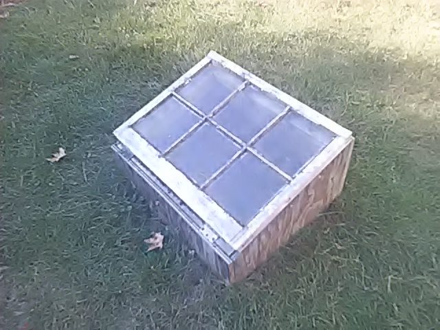 secondhand-cold-frame