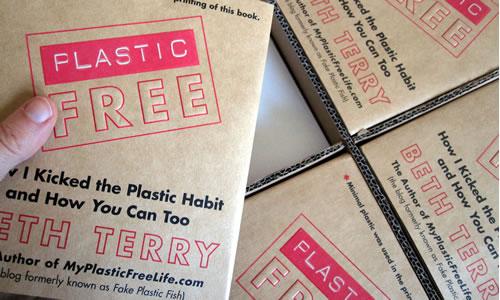 Plastic-Free book