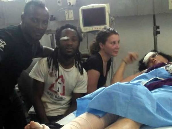 Volunteers ambushed in Haiti