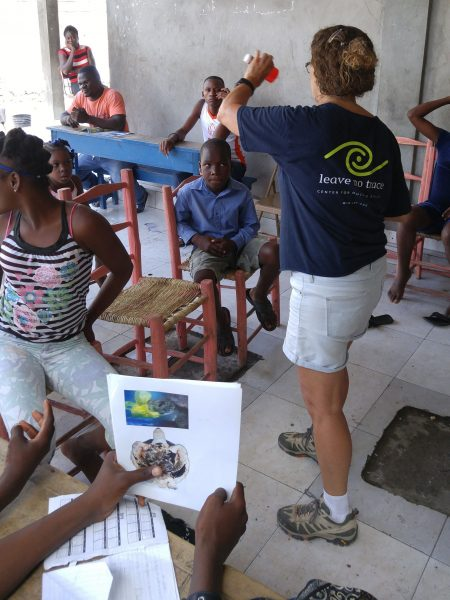environmental education Les Cayes Haiti