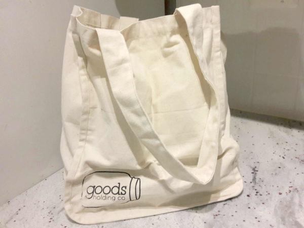 Good Holding Company bulk buying bag