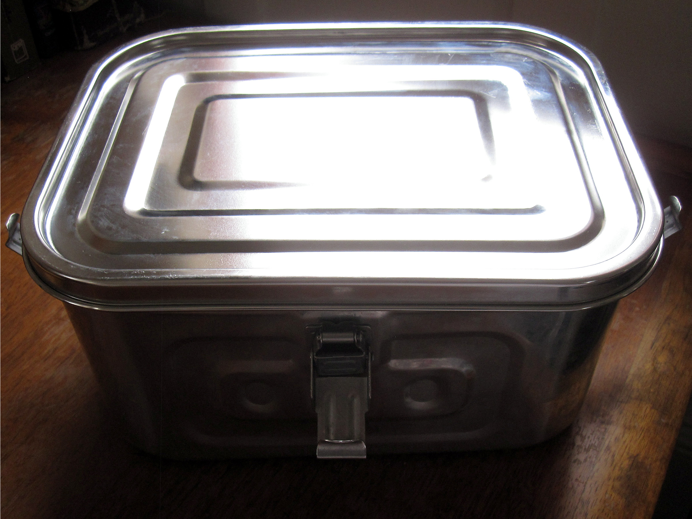 My Favorite Airtight Stainless Steel Kitchen Container