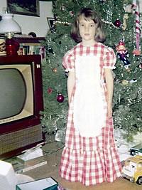 Beth Christmas 1971