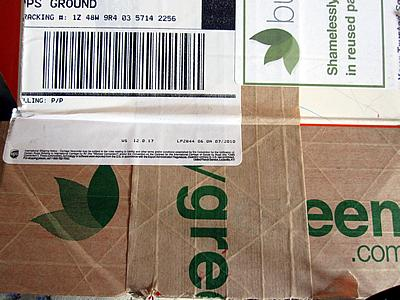 BuyGreen packaging materials