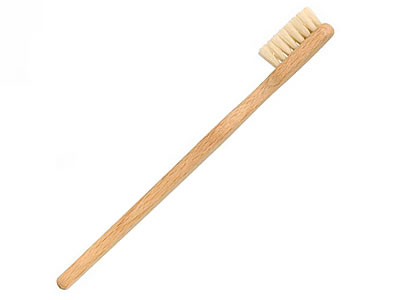 Plastic-free Wooden Toothbrush