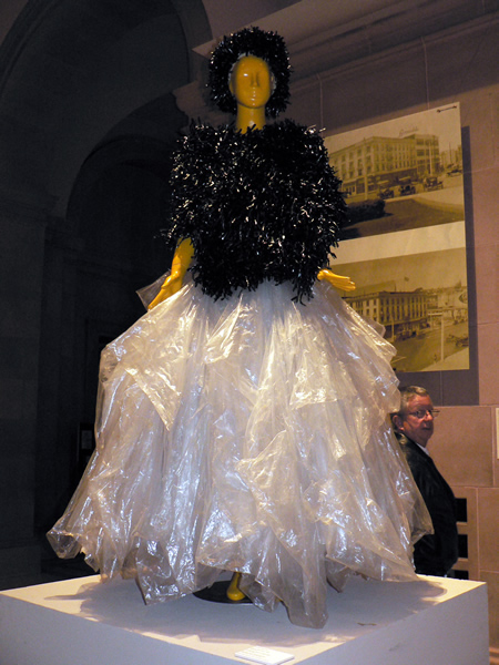 trash dress picture ideas - Recycling part 5 ly in San Francisco My Plastic free Life