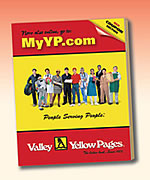 Valley Yellow Pages unwanted phone books