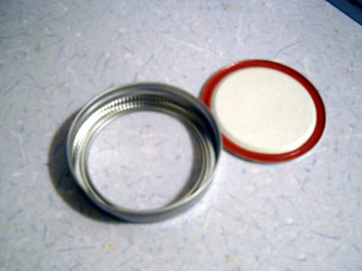 canning jar lid