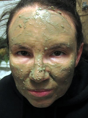 mint julep clay masque