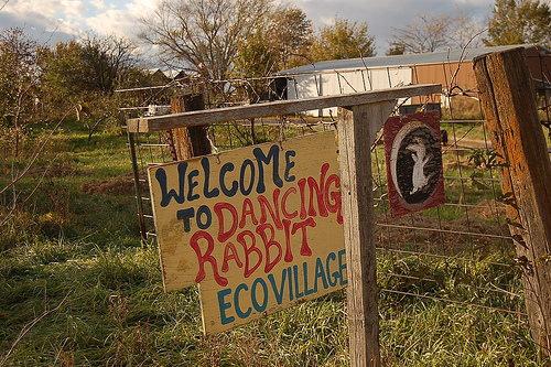 Dancing Rabbit eco village