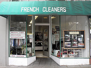French Cleaners [1986 Video]