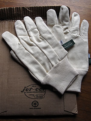 Hemp Hands gloves