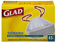 Glad Trash Bags We Don T Use Them
