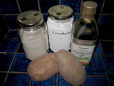 homemade tater tots ingredients