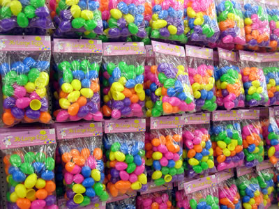 plastic easter eggs for your eco friendly easter egg hunt my