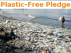 Care2 Plastic-Free Pledge