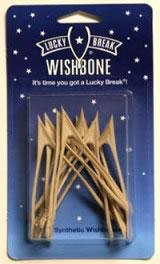 Lucky Break Wishbone