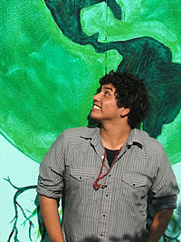 Rudy Sanchez environmental activist