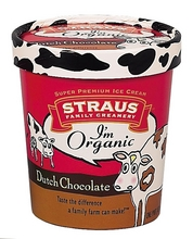 Straus Family Creamery ice cream