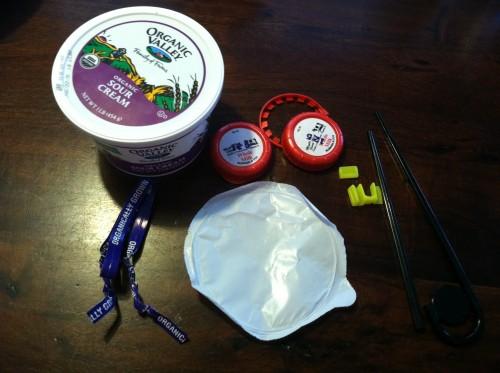 Plastic Challenge: Danielle, Week 49