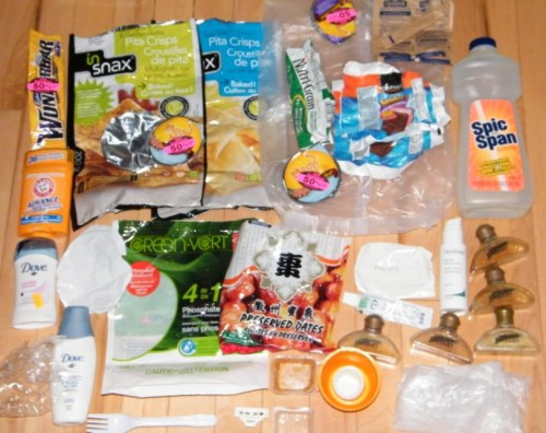 Plastic Challenge Week 2 (PIC)