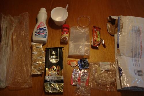 Plastic Challenge: Laura A, Week 18