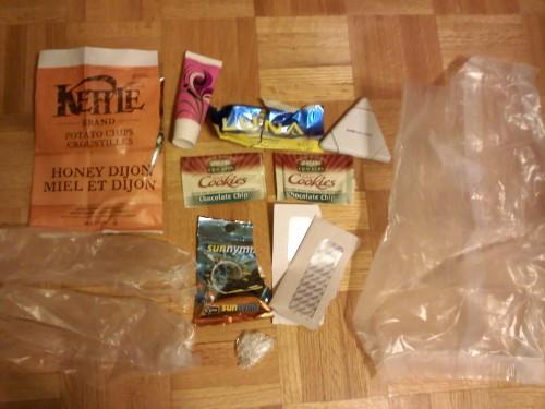 Plastic Challenge: Sabrina B, Week 2