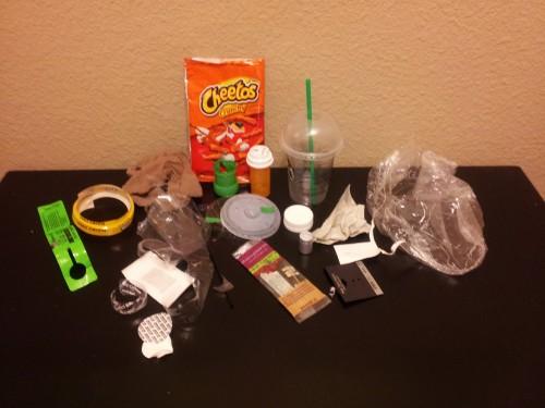 Plastic Challenge: Margaret, Week 24