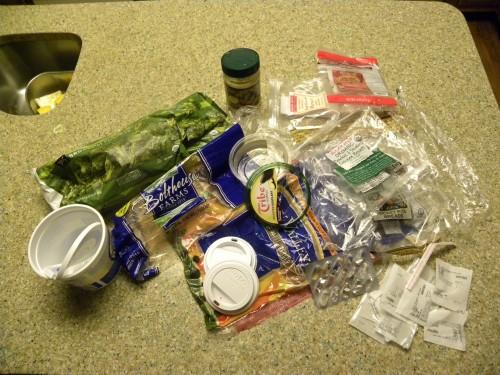 Plastic Challenge: Pat Clancy, Week 4