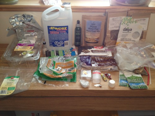 Plastic Challenge: Kristin Overton, Week 47