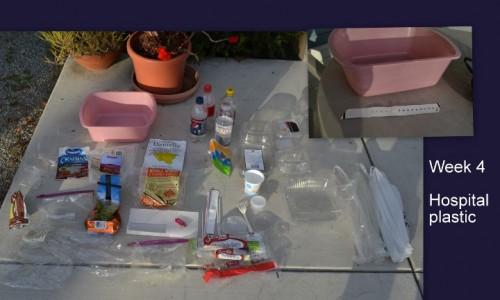 Plastic Challenge: Sandy, Week 4